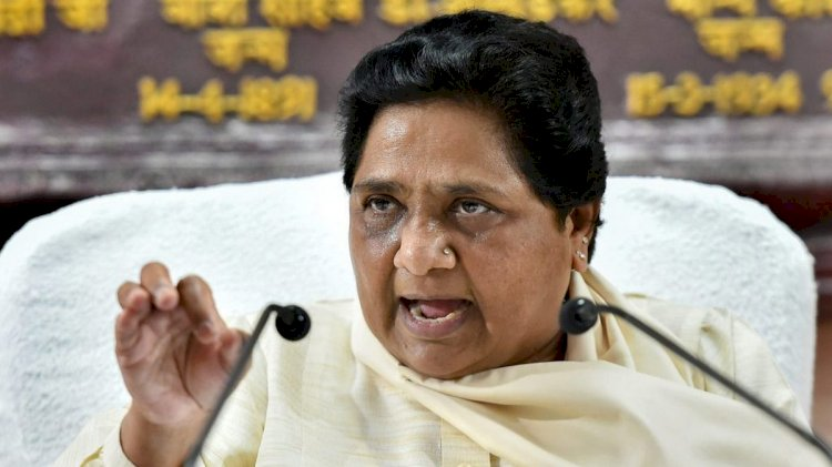 Congress stole 6 BSP MLAs, will go to Supreme Court, teach Gehlot a lesson, says Mayawati