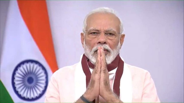 PM Modi welcomes Rafale jets, tweets in Sanskrit saying there is no bigger virtue than national security