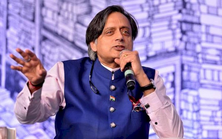 Much to welcome in National Education Policy but : Shashi Tharoor highlights some challenges