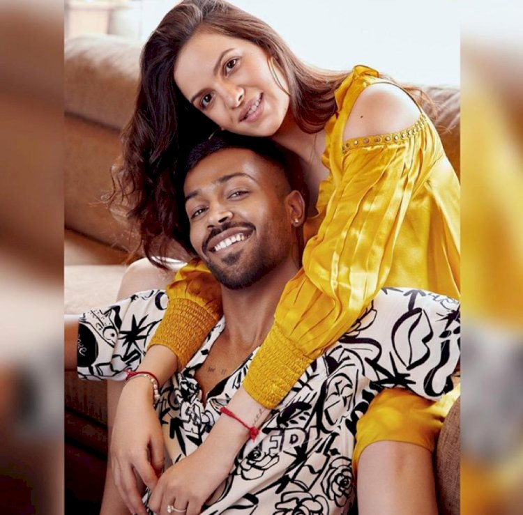 Hardik Pandya and Natasa Stankovic blessed with baby boy