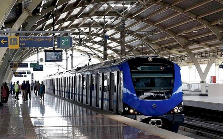Three Chennai Metro stations renamed after former chief ministers Anna, MGR and Jayalalithaa
