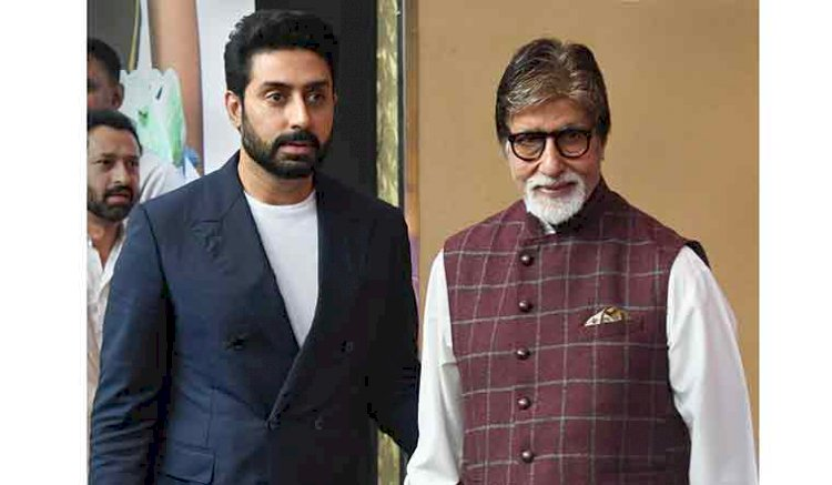 Amitabh Bachchan on returning home after recovering from Covid-19: Feeling bad for Abhishek