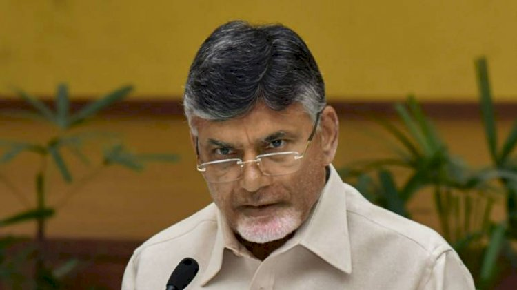Suspected Covid-19 patients taken to Andhra hospital in garbage truck; appalling, says ex-CM Chandrababu Naidu