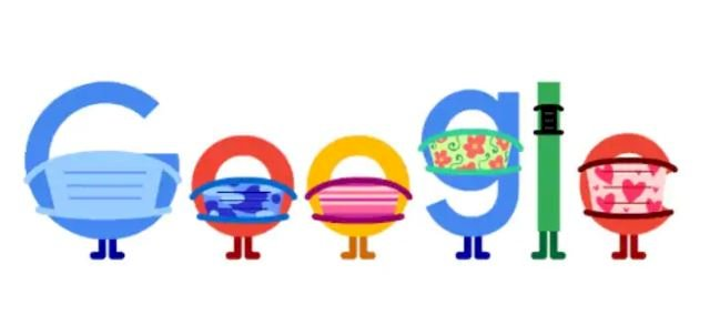 Google Doodle asks people to wear mask and save lives amid coronavirus pandemic