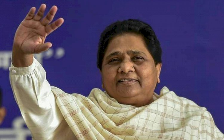 Mayawati credits Supreme Court for paving way for Ram temple construction in Ayodhya