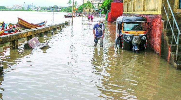Mumbai crosses August average rainfall in first 7 days of the month