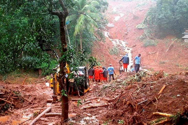12 killed, 60 feared trapped in Kerala landslide; locals say toll may go up