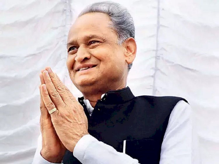 Will work together to serve people of Rajasthan, save democracy: CM Ashok Gehlot on return of Sachin Pilot