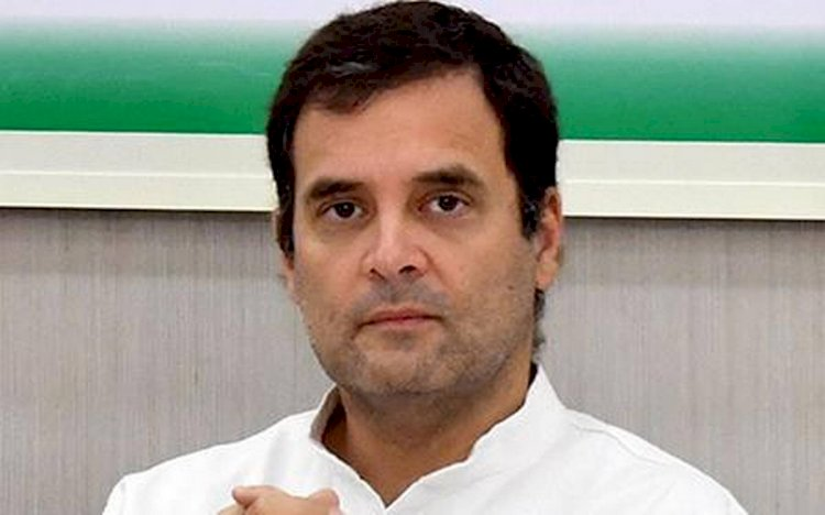 Define inclusive vaccine access strategy now: Rahul Gandhi to govt
