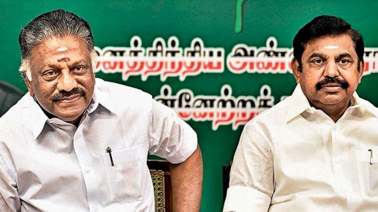 EPS vs OPS: Fight over Tamil Nadu CM candidate in AIADMK?