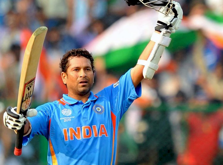 People advised without realising I have 99 centuries behind me: Sachin