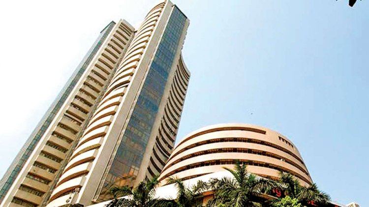Sensex is up 151.75 points or 0.4 percent