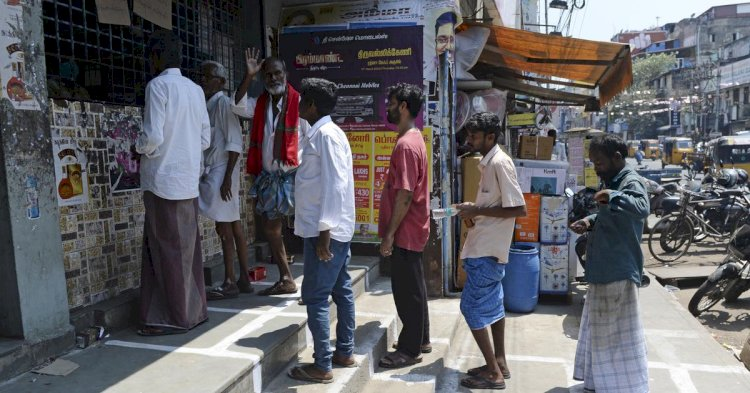 State-run liquor outlets to reopen in Chennai after nearly 5 months