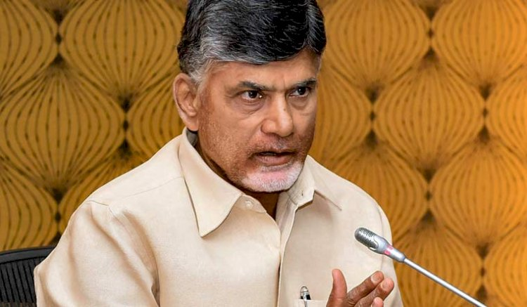 Jagan Reddy govt tapping phones of oppn leaders, activists, says Chandrababu Naidu, writes to PM Modi