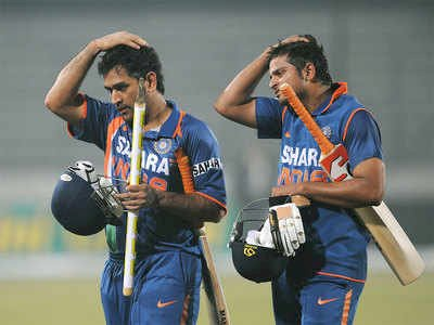 We hugged and cried a lot after announcing our retirements: Suresh Raina
