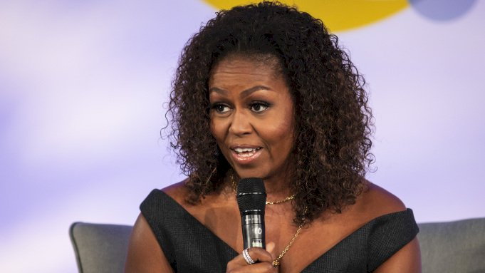 US election: Michelle Obama says vote for Joe Biden like your lives depends on it