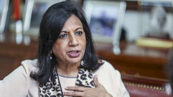 Have added to Covid count: Biocon chairperson Kiran Mazumdar Shaw tests positive for coronavirus