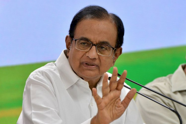 Do donors to PM CARES fund include Chinese firms : Chidambaram