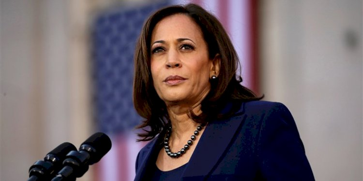 Kamala Harris accepts US vice presidential nomination; hails her Indian roots, vows to fight racism