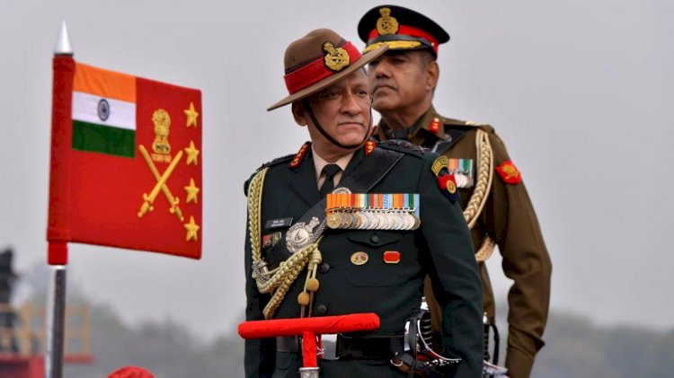 India-China Tensions :CDS General Rawat says military options on table if talks fail