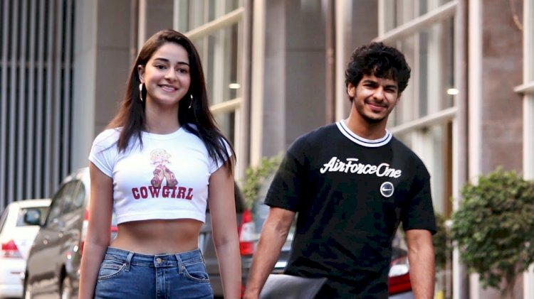 Khaali Peeli teaser out: Ishaan Khatter and Ananya Panday will take you on a mad ride