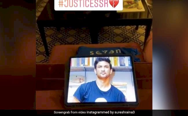 Suresh Raina posts video in memory of Sushant Singh Rajput: Government and leaders will bring you justice