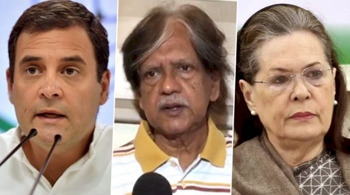 Most problems will be solved if Rahul, Sonia Gandhi become accessible: Anil Shastri