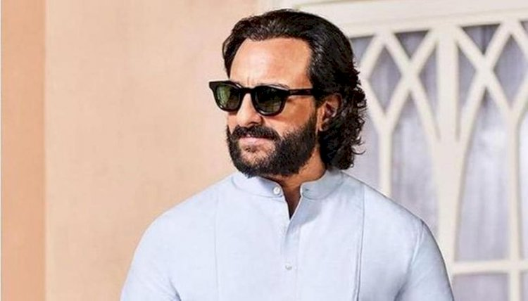 Saif Ali Khan turns writer, his autobiography to be out in 2021