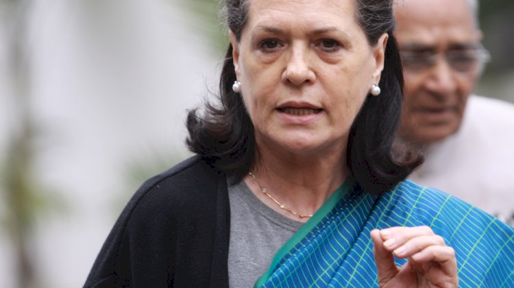Sonia Gandhi to hold meeting with 7 CMs over GST collection issues, NEET, JEE exams today