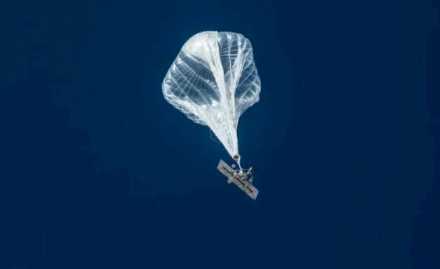 'UFO' in Congo jungle turns out to be internet balloon