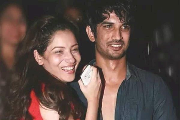 Ankita Lokhande is all hearts for pic of Sushant Singh Rajput's nephew from his first day of school
