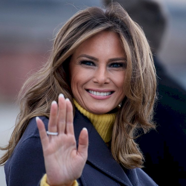 Melania Trump made harsh comments about Ivanka, US President, claims book
