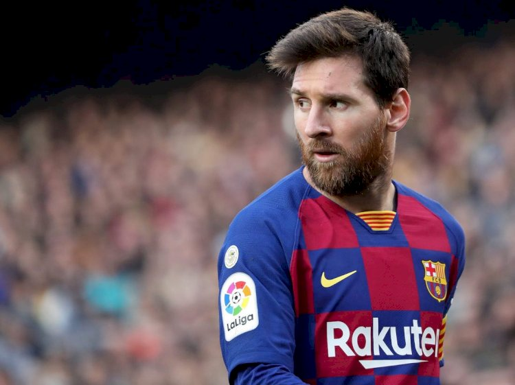 Lionel Messi could face 'FIFA ban' over contract dispute with Barcelona