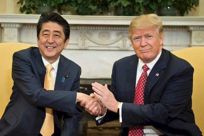 Want to pay highest respect to PM Shinzo Abe, great friend of mine: Donald Trump