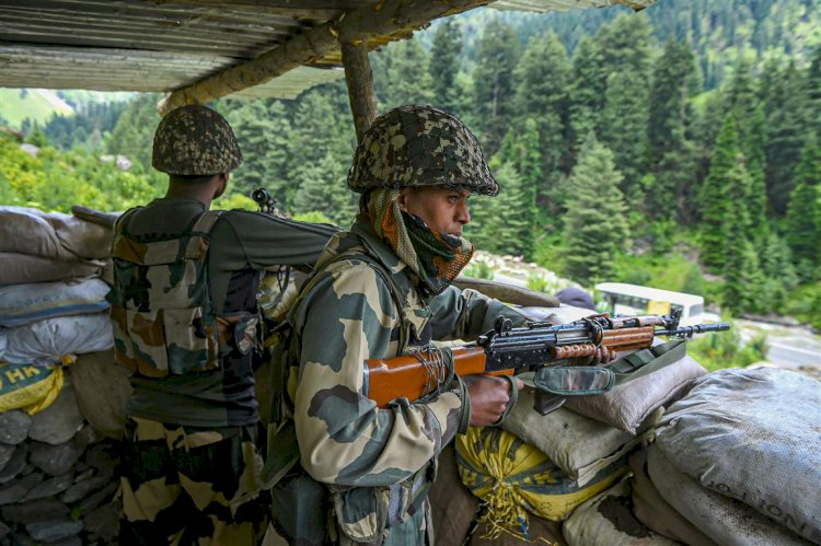 Chinese aggression yet again to change status quo in Ladakh; attempt thwarted, says Indian Army