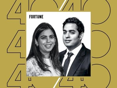 Ambani scions Akash, Isha make it to Fortune Magazine's '40 under 40' most influential young leaders' list