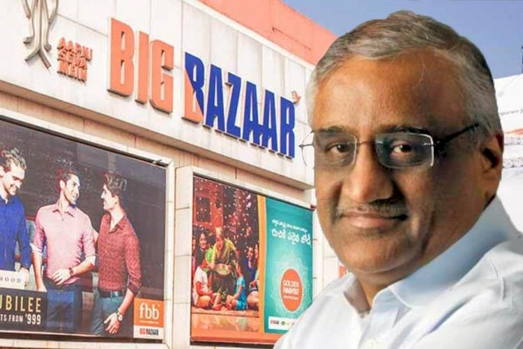 Kishore Biyani, family can't enter retail business for next 15 years