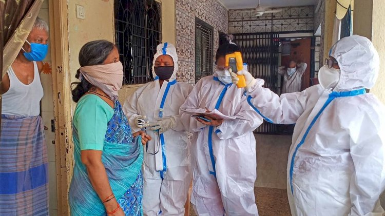 India registers record one-day spike of 83,883 coronavirus cases; tally over 38 lakh