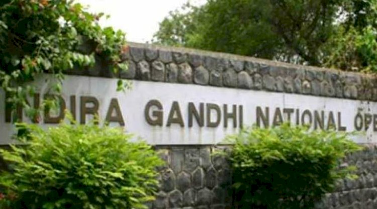 IGNOU launches PG Diploma in several courses, applications begins @ ignou.ac.in