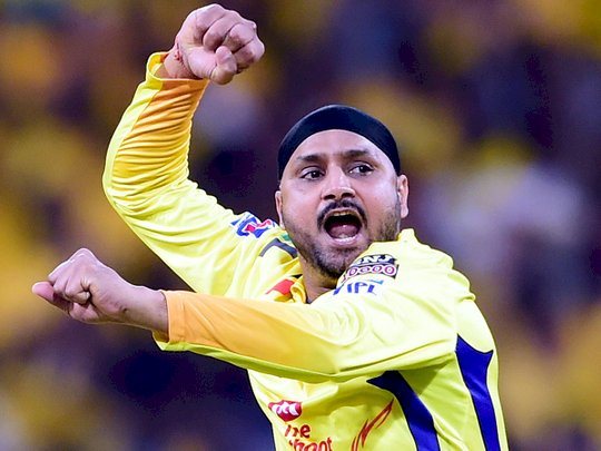 Harbhajan Singh 2nd CSK player after Suresh Raina to pull out of IPL 2020