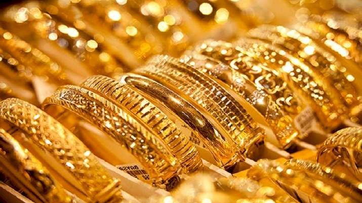 Gold October Futures slipped below Rs 51,000 per 10 gm