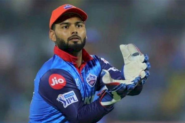 Rishabh Pant hits sixes at will in Sharjah, Delhi Capitals pay tribute to Sourav Ganguly