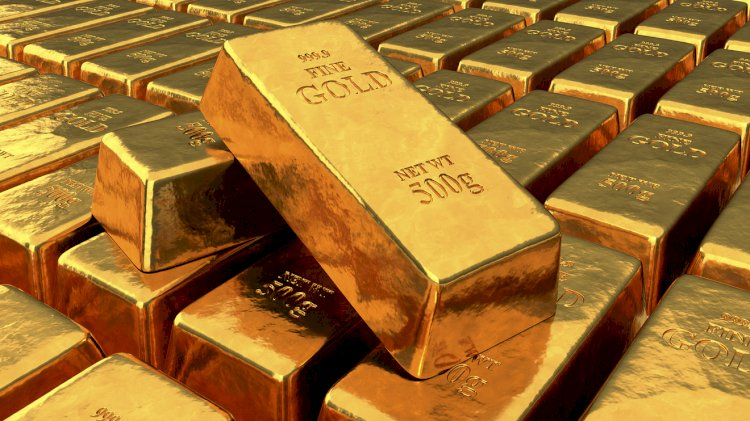 Gold metal falls, but holds above Rs 51,100 and help at Rs.50,800