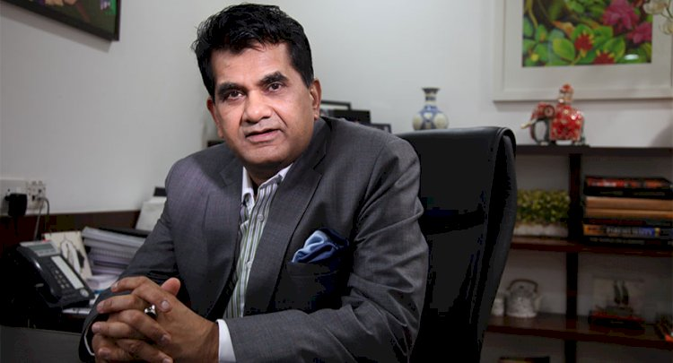 India must convert COVID-19 crisis into opportunity: Niti Aayog CEO Amitabh Kant