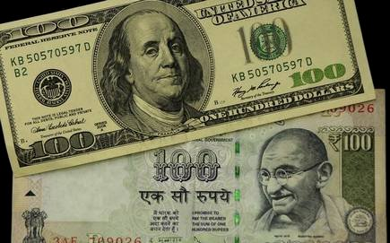 Rupee opens 2 paise lower at 73.48 per dollar