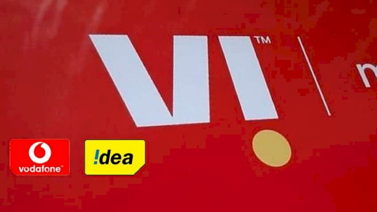 Vi plans to raise Rs.35000 crore,Shares trades in Red