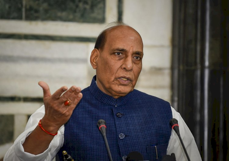 Chinese intrusion in Ladakh foiled, won't accept any move to change status quo, Rajnath Singh tells Parliament