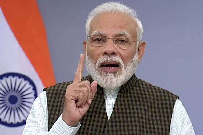 PM Narendra Modi wishes quick recovery to his friend Donald Trump and Melania from COVID-19
