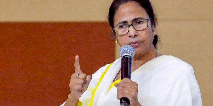 BJP leader wanted to give Mamata Banerjee Covid hug, tests +ve for virus