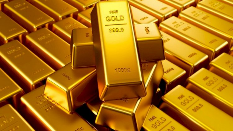 Gold slipped nearly 1 percent ,Support placed at Rs 49800 per 10 gm